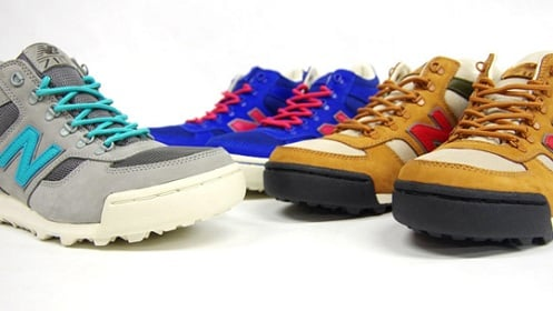 New Balance H710 - More Fall/Winter 2011 Colorways
