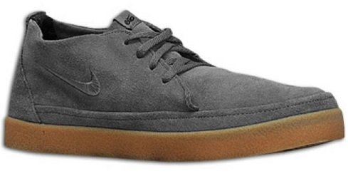 Nike 6.0 Rizal Low - Grey Suede