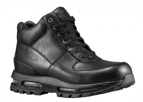Nike Boot-noirs Air Max Goadome