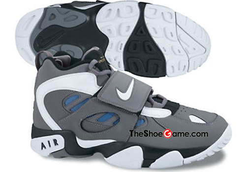 "Nike Air Diamond Turf II ""Cool Grey"""