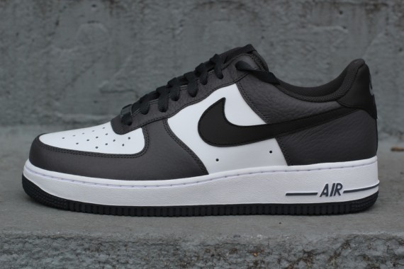 Nike Air Force 1 Low - Anthracite/Black/White - Available Early