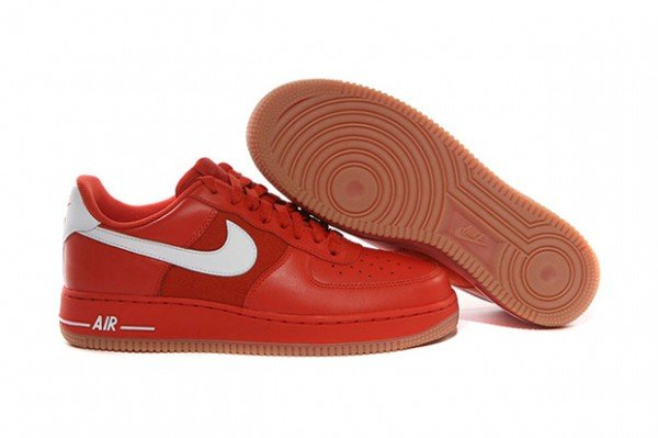 Nike Air Force 1 Low - Dark Copper/White - Now Available