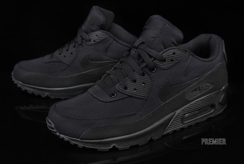 nike air max 90 black ripstop