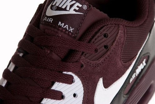 Nike Air Max 90 - Deep Burgundy
