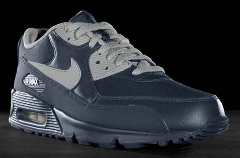 Nike Air Max 90 - Obsidian/Wolf Grey