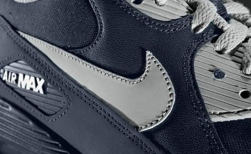 Nike Air Max 90 - Obsidian/Wolf Grey