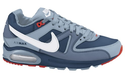 Nike Air Max Command Leather SI - Dark Slate/White-Blue Grey-Blue Dusk