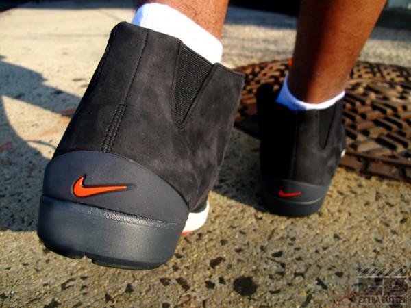 Nike Air Ralston Mid - Black/Team Orange - Now Available