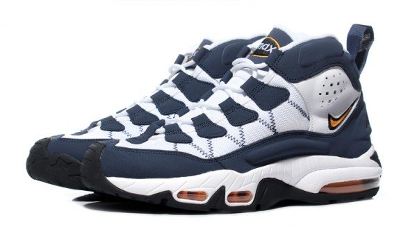 Nike Air Trainer Max 96 - White/Obsidian/Canyon Gold - Now Available