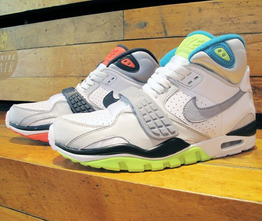 Nike Air Trainer SC II QS - Now Available at NikeTown