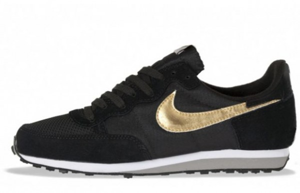 Nike Challenger - Black/Gold - Now Available