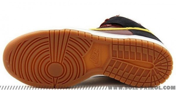 "Nike Dunk High ""Aztec"" - Fall 2011"