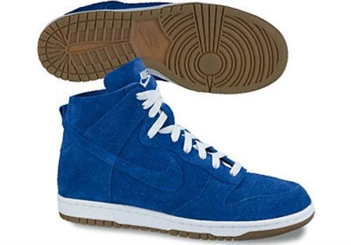 """Nike Dunk High """"Deconstructed"""" Pack - Summer 2012"""