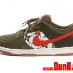 "Nike Dunk Low ""Aztec"" – Fall 2011"