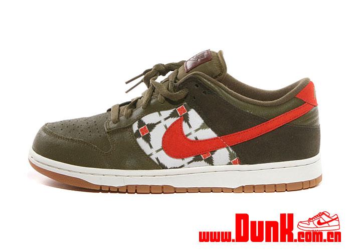 """pretty nice 54604 7771f Nike Dunk Low """"Aztec"""" – Fall 2011"""