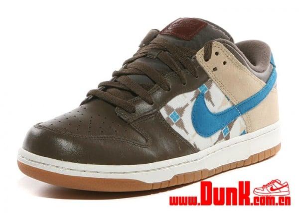 "Nike Dunk Low ""Aztec"" - Fall 2011"