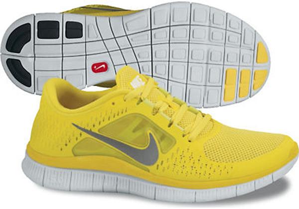 Nike Free Run+ 3 - Summer 2012
