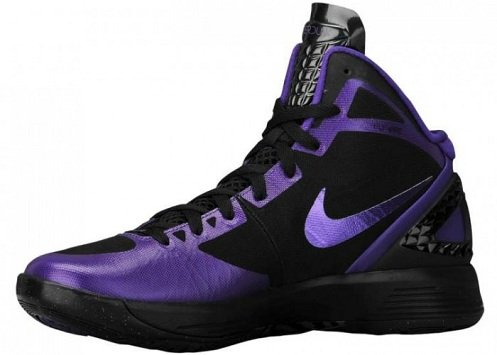 Nike Hyperdunk 2011 - Club Purple