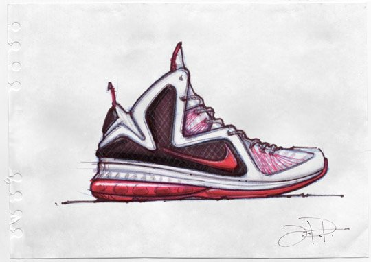 Nike LeBron 9 - Officially Unveiled