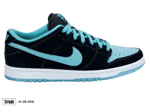 "Nike SB Dunk Low ""Un-Tiffany"" - Summer 2012"