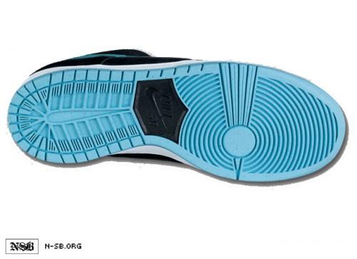 "Nike SB Dunk Low ""Un-Tiffany"" - Summer 2012"