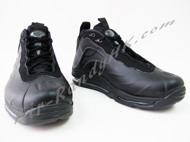 0d8080d616b2b Nike Total Foamposite Max - Black Anthracite - New Images