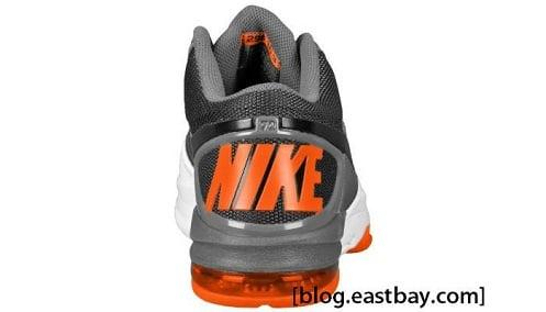 Nike Trainer 1.3 Mid - Dark Grey/Black-Team Orange-White