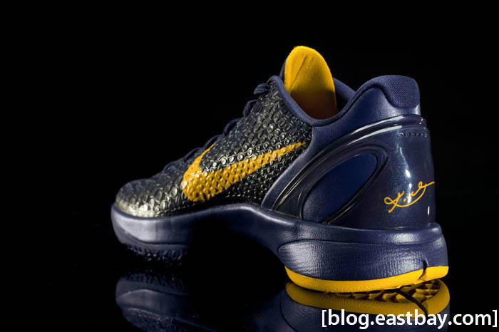 "74a589b3e629 The Nike Zoom Kobe VI ""Imperial Purple"" is now available through Eastbay  for  130."