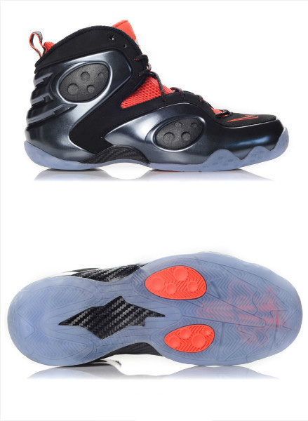 Nike Zoom Rookie LWP - Black/Max Orange - First Look