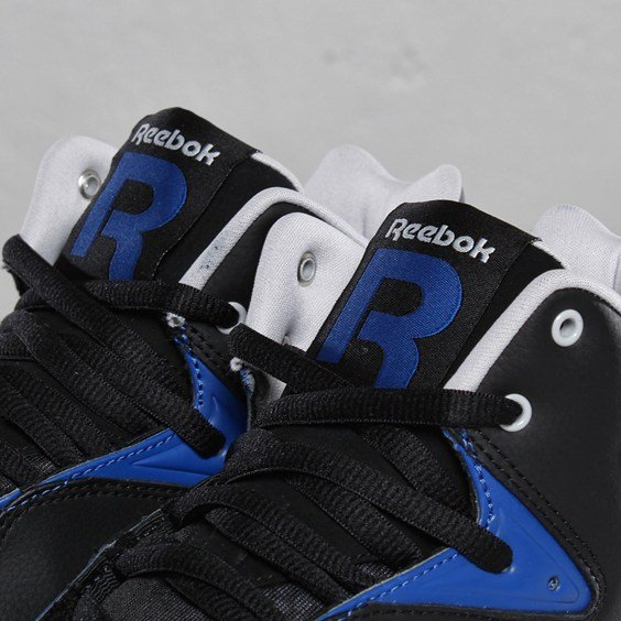 Reebok Kamikaze III - Black/Team Dark Royal/Steel