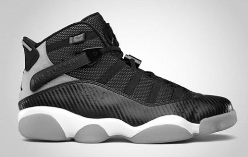 """Release Reminder: Air Jordan 6 Rings """"Carbon Fiber"""""""