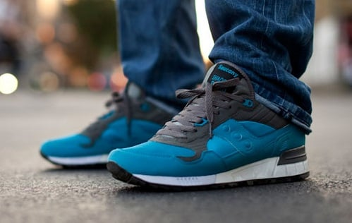 "Solebox x Saucony Shadow 5000 ""Three Brothers"" - Release Information"