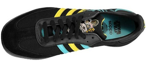 Star Wars x adidas Originals Samba - Available Now