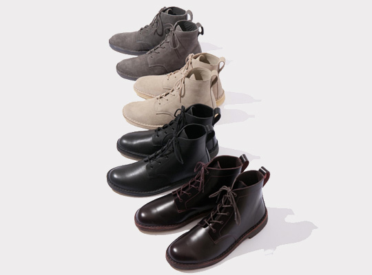 Supreme x Clarks Boots - Fall/Winter 2011
