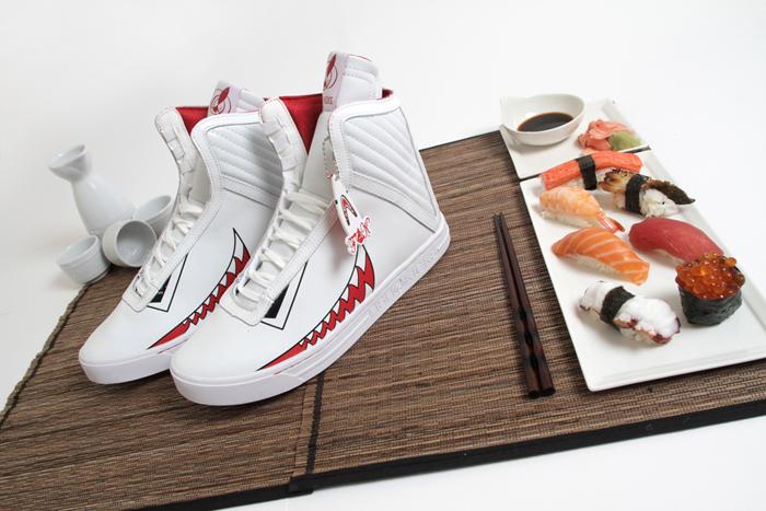 dc6a74de603d03 80%OFF Tokyami x FK Limited Footwear Streetwear for the Fantasist