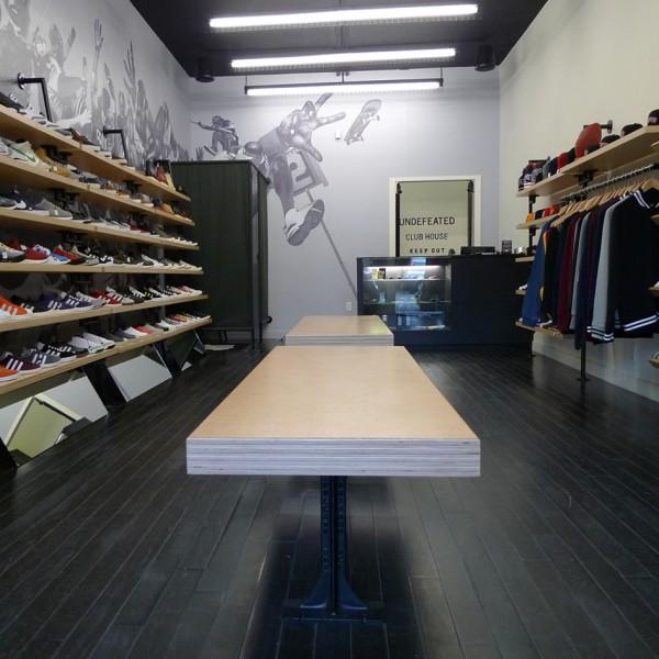 UNDFTD San Francisco - A Look Inside