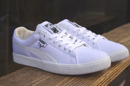 Undefeated x Puma Clyde - Ripstop Pack