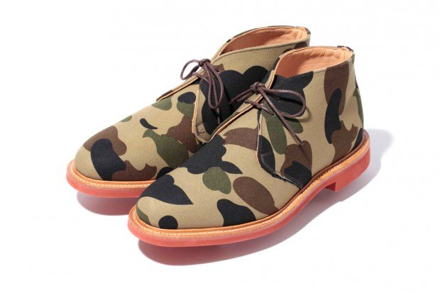 BAPE x Mark McNairy 1st Camo Collection - Fall/Winter 2011