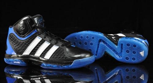 adidas adiPower Howard - Black/Running White-Bright Blue