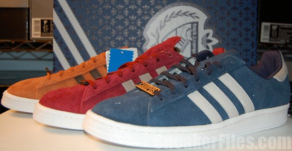 adidas Originals Campus 80s Back to Campus Pack Video