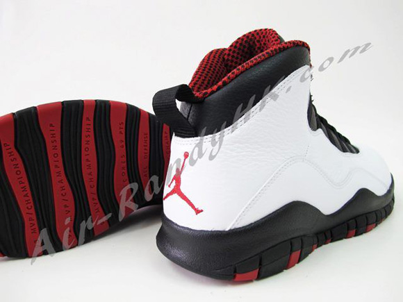 new product d149c 75acc Air Jordan 10 Retro Chicago Bulls 2012 Another Look