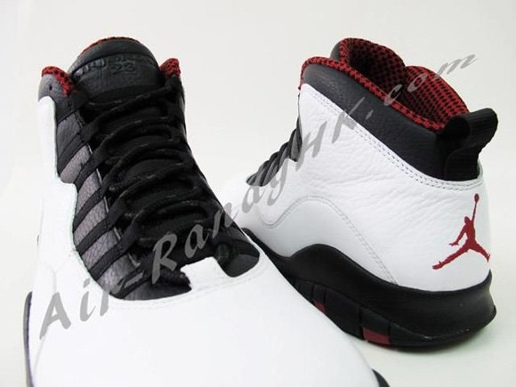 Air Jordan 10 Retro Chicago Bulls 2012 Another Look