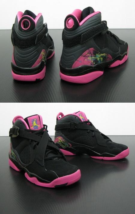Jentene Air Jordan 8,0