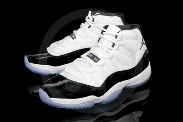 Yes, yes, yes. More news about the Air Jordan XI Concord . This time
