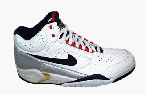 Chris Mullin Nike Air Flight Lite 1992 Dream Team Shoes