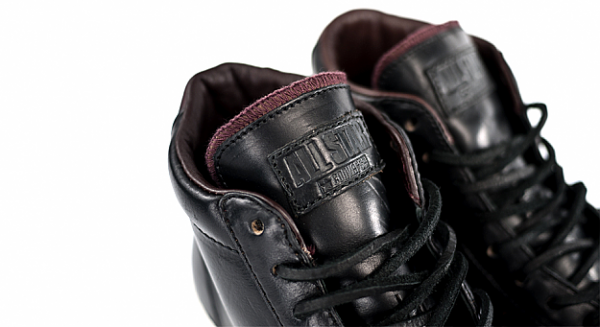Converse First String Horween Dr. J - Black - Now Available