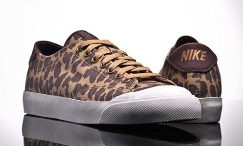 "fragment design x Nike Zoom All Court 2 Low ""Leopard Pack"" - Now Available"