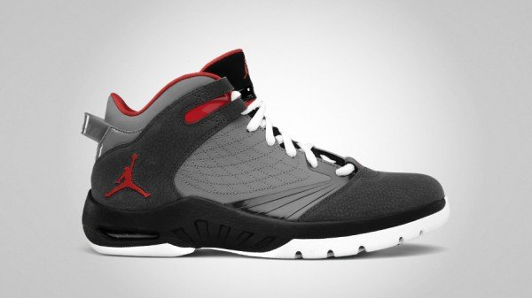outlet store 67a43 74ce3 Jordan New School Anthracite Varsity Red-Cool Grey-Black