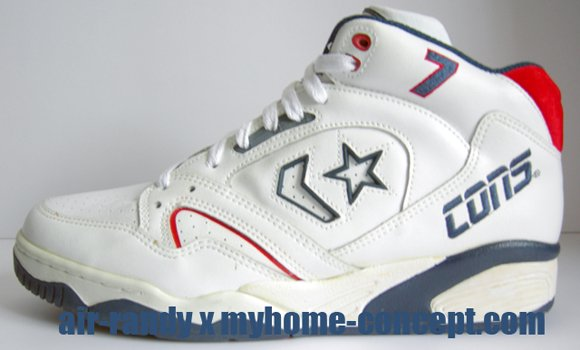 Larry Bird Converse Bird USA