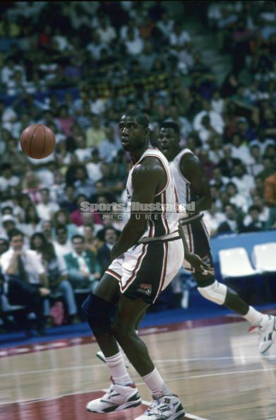 Magic Johnson No Look Pass Converse 92 Olympic